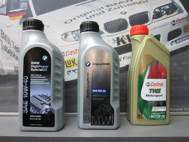 Bmw High Performance Sae 5w 30 Synthetic Oil