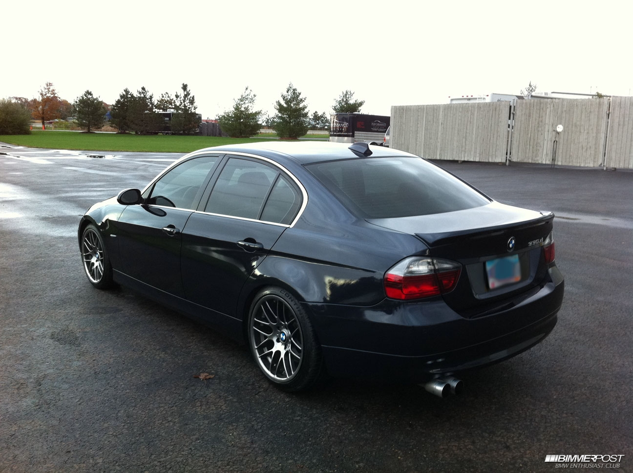 TMc135\'s 2006 BMW 330xi - BIMMERPOST Garage