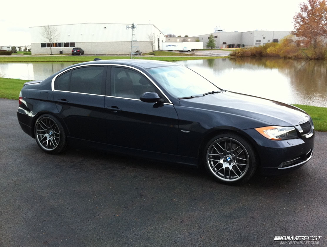 TMc135's 2006 BMW 330xi - BIMMERPOST Garage