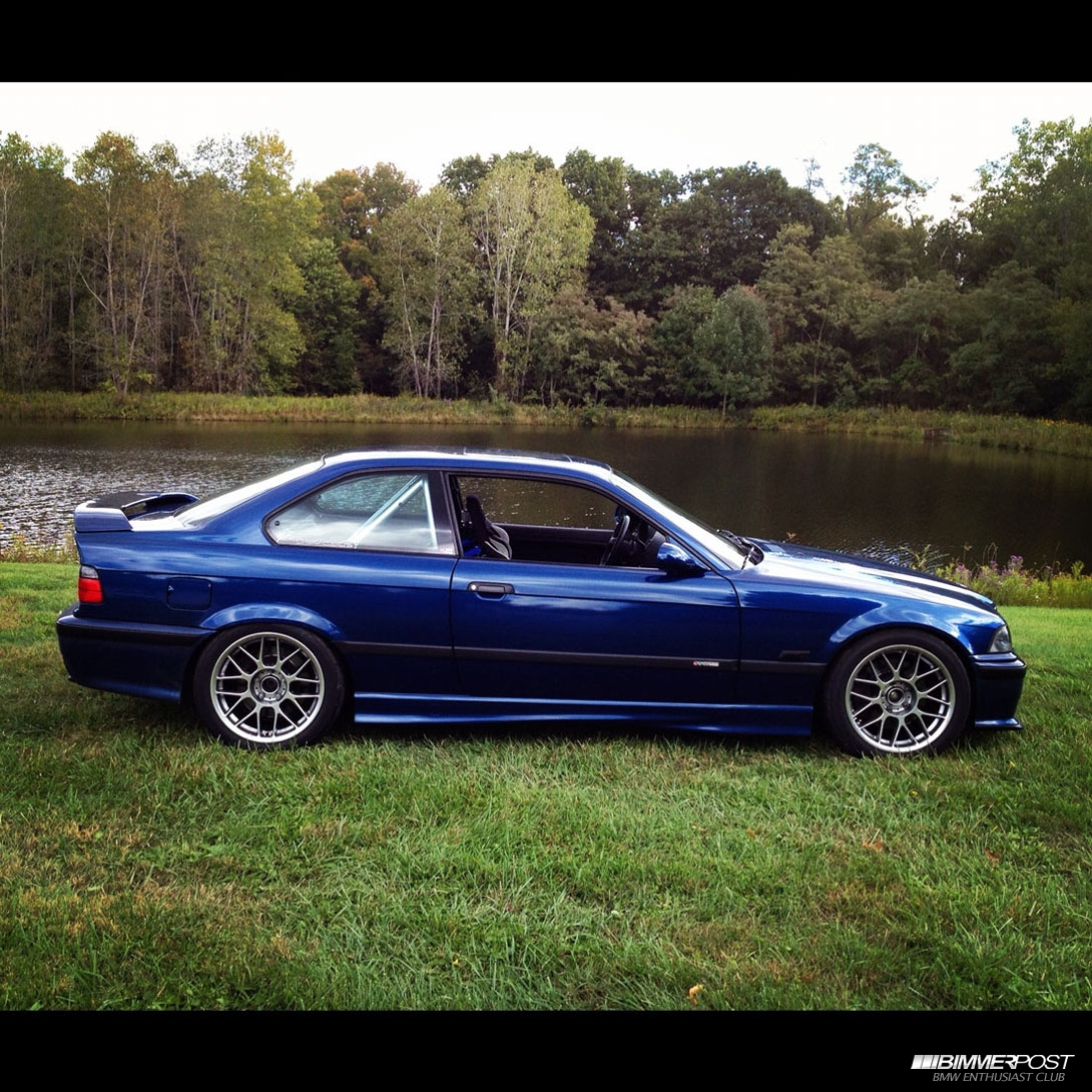 TMc135\'s 1995 BMW M3 - BIMMERPOST Garage