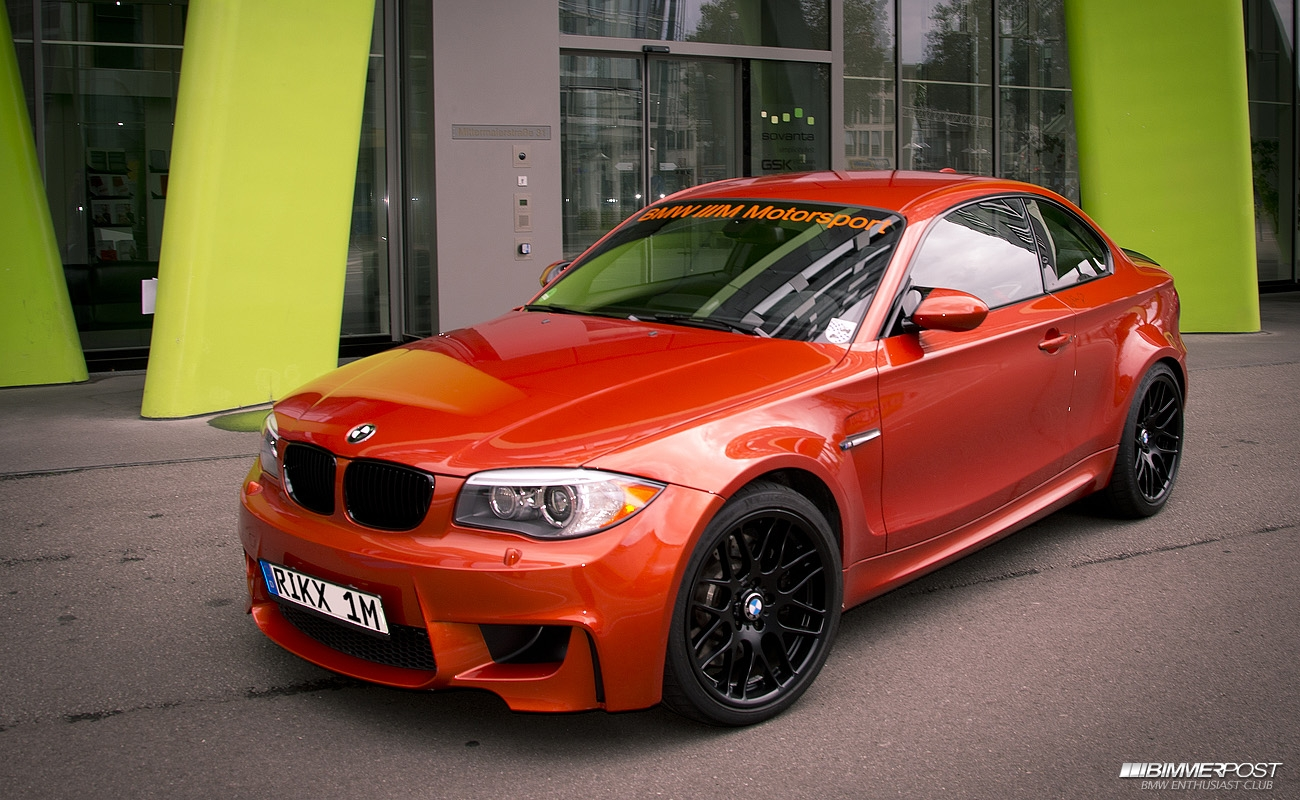 2017 Bmw 1 Series M Coupe