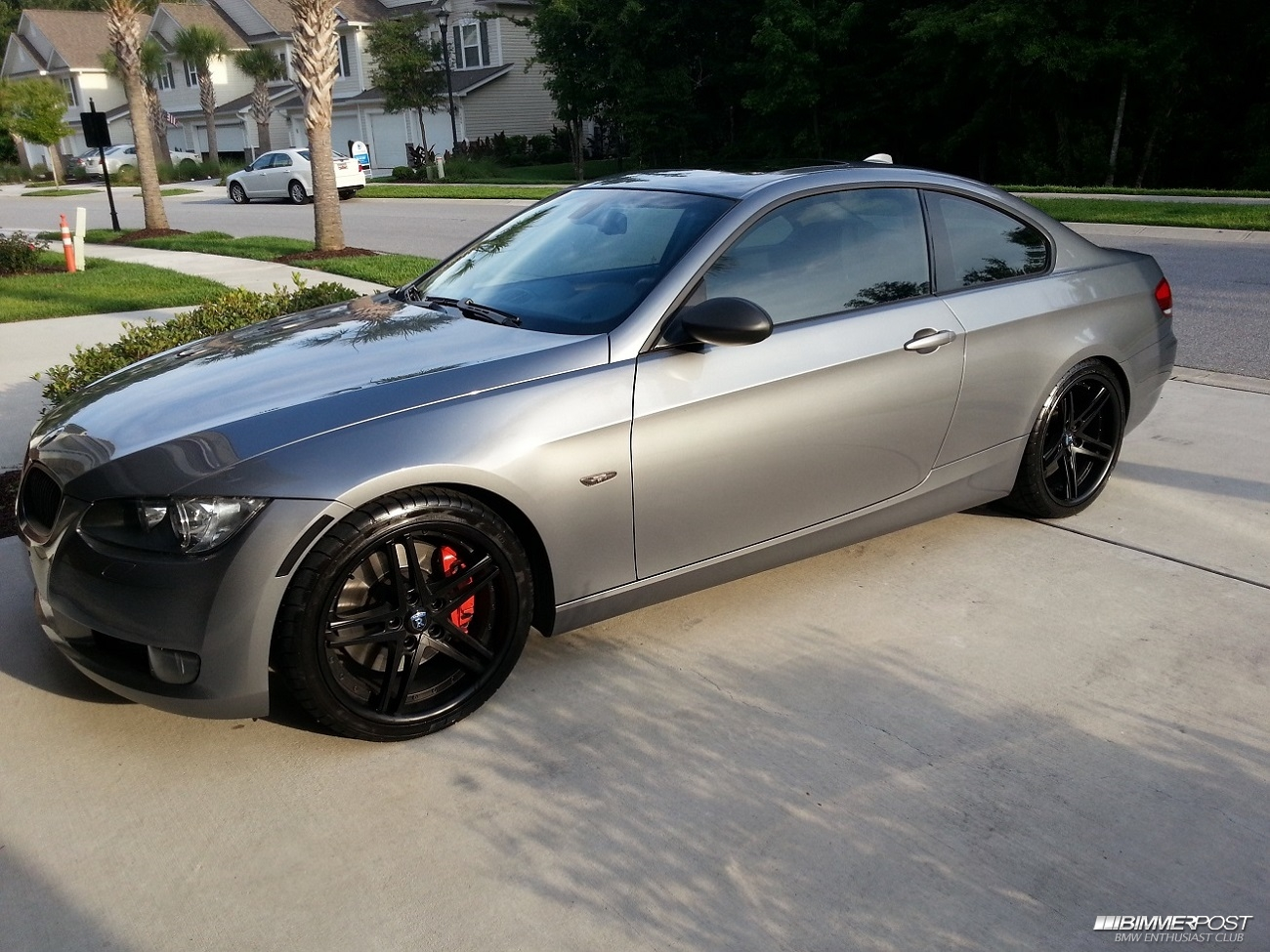 Nvns BMW I E BIMMERPOST Garage - 2007 bmw 335i performance upgrades