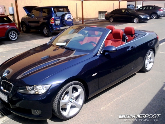Essamkh S 2009 Bmw 330i Convertible E93 Bimmerpost Garage