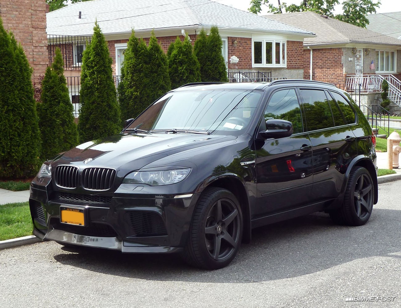 Bmw X5 2003 Modified