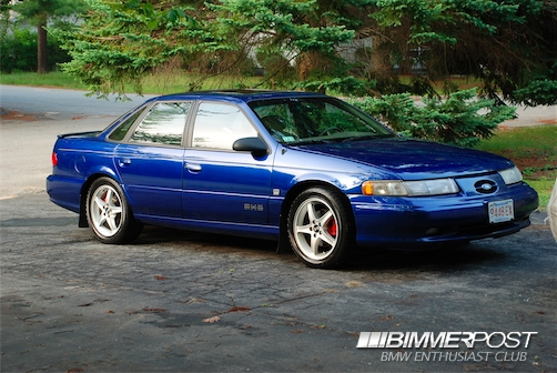 Shota15 S 1995 Ford Taurus Sho Bimmerpost Garage