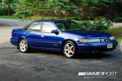Shota15 S 1995 Ford Taurus Sho Bimmerpost Garage