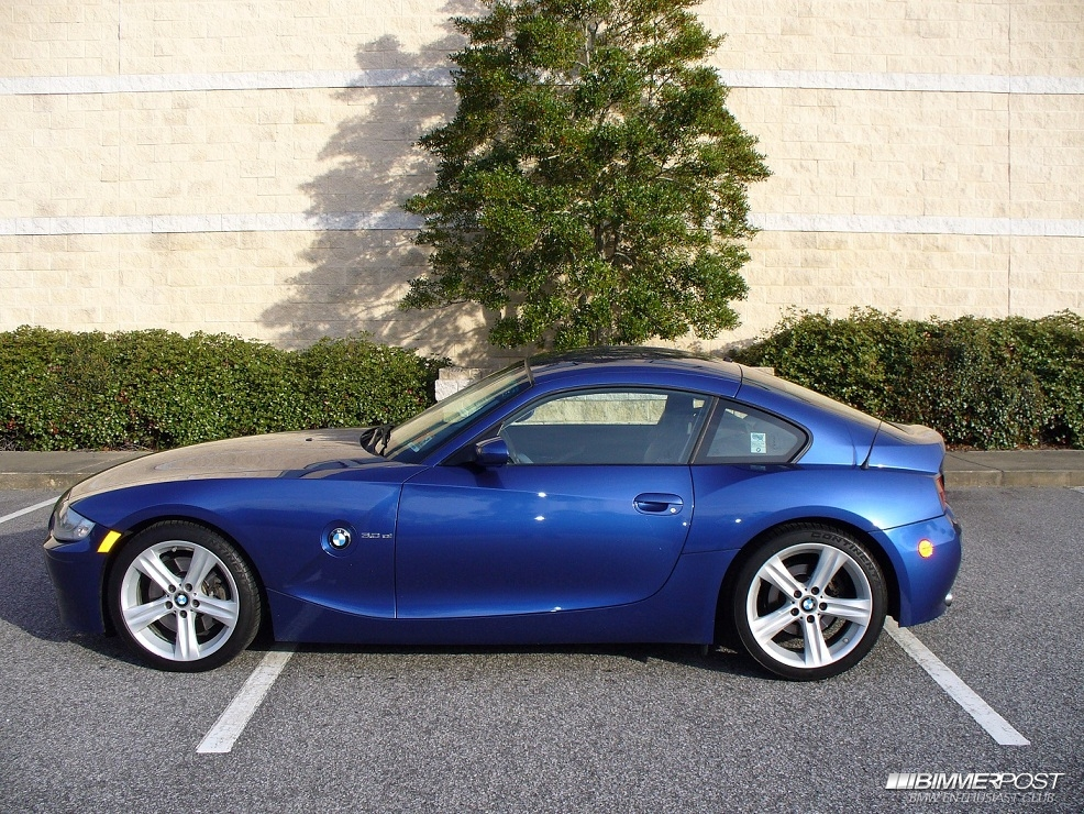 Terrapen73 S 2007 Bmw Z4 3 0si Coupe Bimmerpost Garage