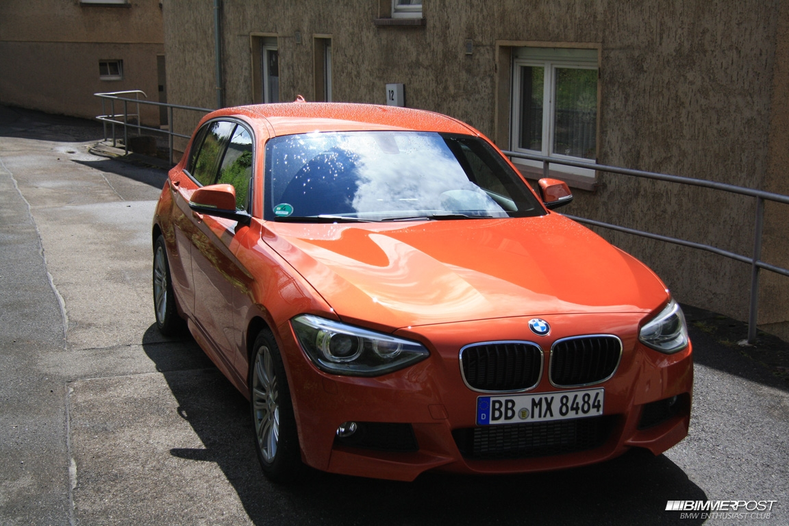1thomas S 2012 Bmw 116d Bimmerpost Garage