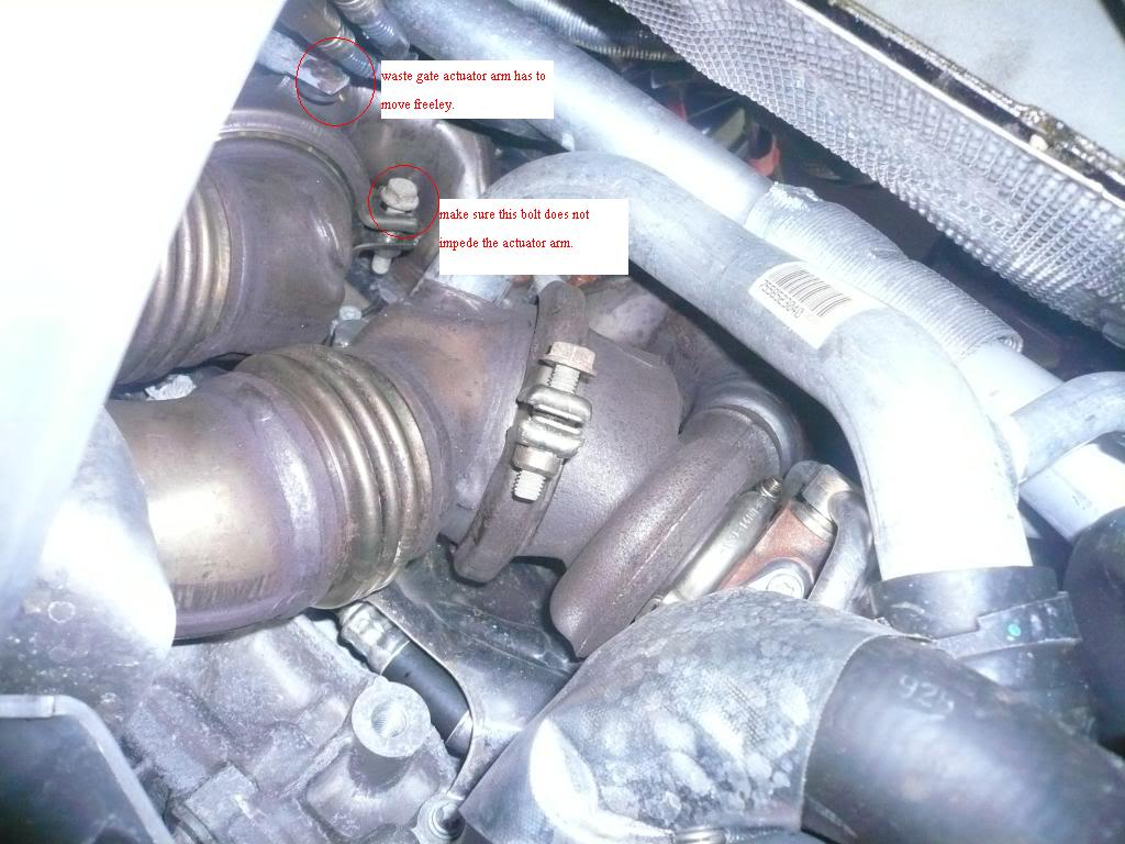 low boost after downpipe install??