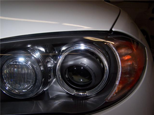 E90 Adaptive Headlights