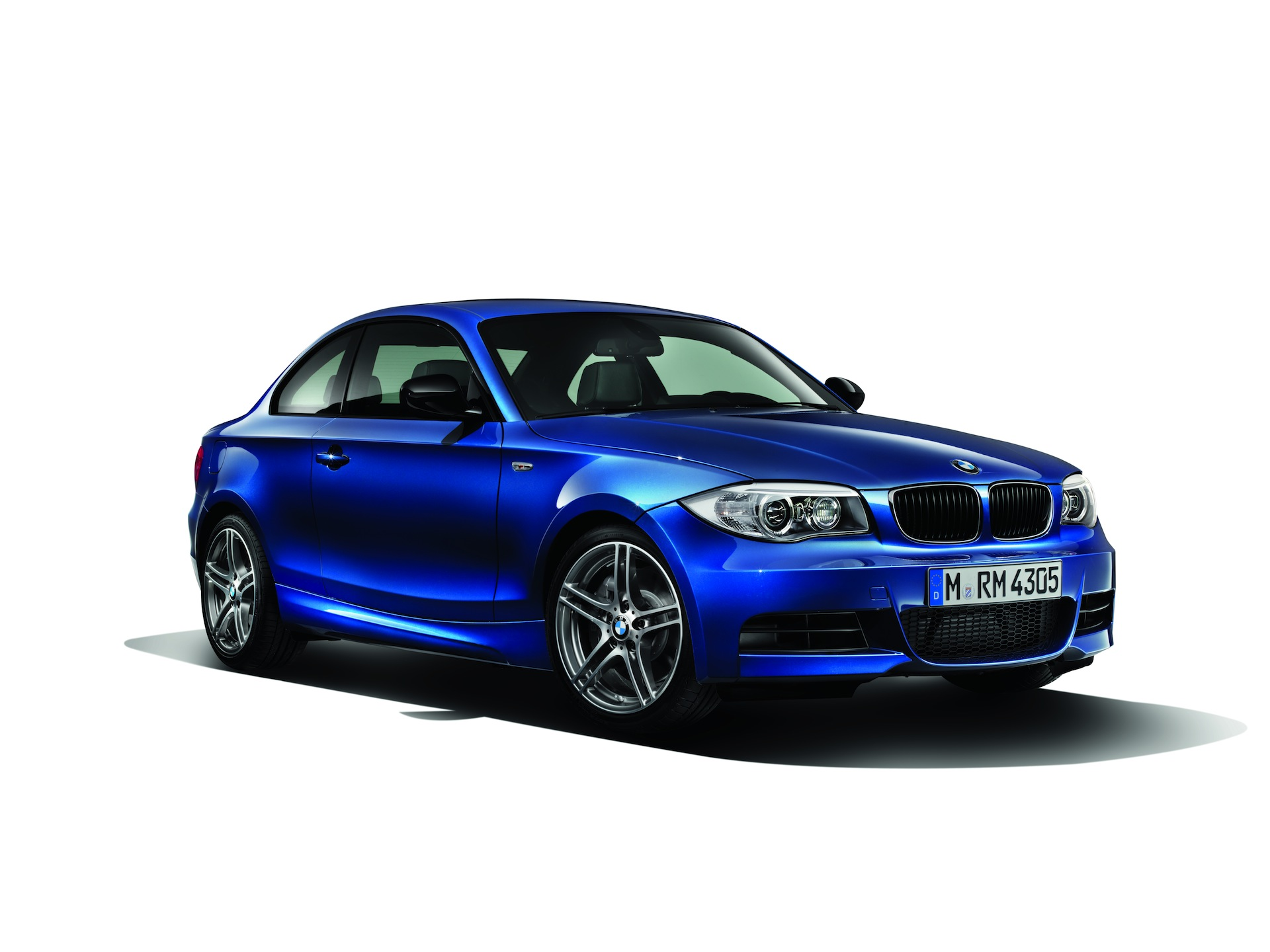 2013 bmw 135is coupe and convertible announced. Black Bedroom Furniture Sets. Home Design Ideas
