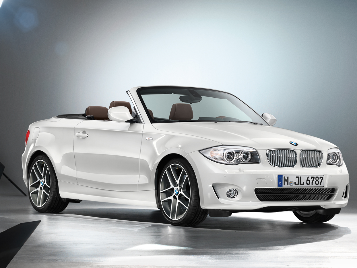 BMW Series Coupe And BMW Series Convertible Limited Edition - 2012 bmw 128i convertible