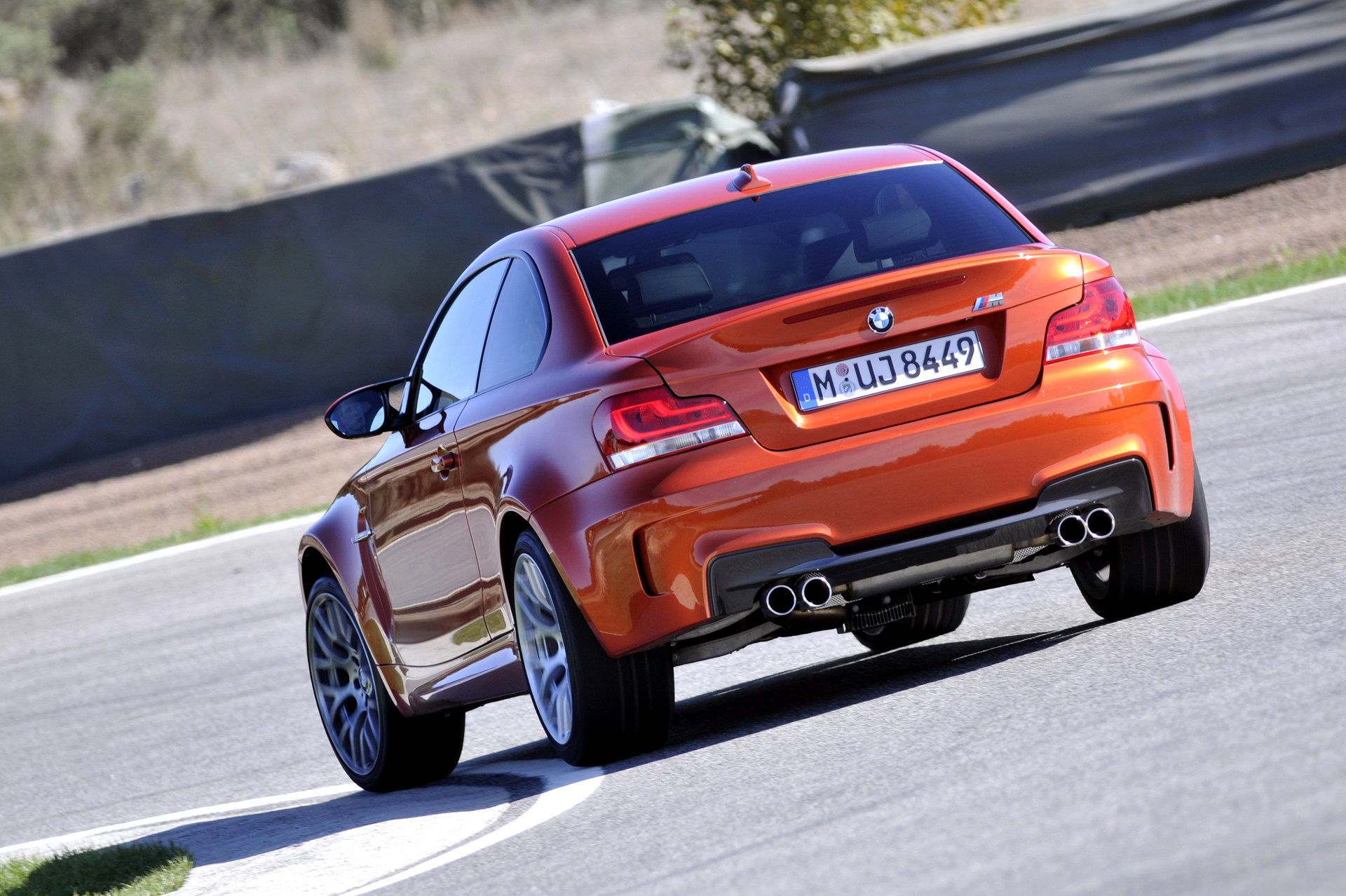 M Debuted Today - Bmw 1 series m coupe price
